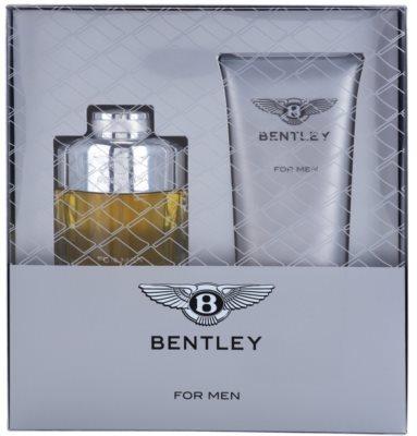 Bentley Bentley for Men coffret presente