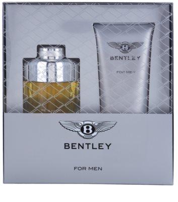 Bentley Bentley for Men set cadou
