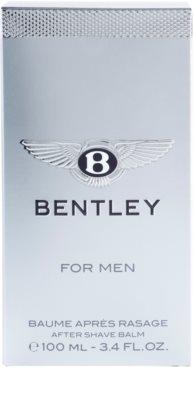 Bentley Bentley for Men borotválkozás utáni balzsam férfiaknak 2