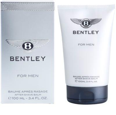 Bentley Bentley for Men borotválkozás utáni balzsam férfiaknak