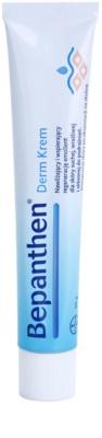 Bepanthen Derm die beruhigende Creme heilt Verbrennungen und andere Verletzungen