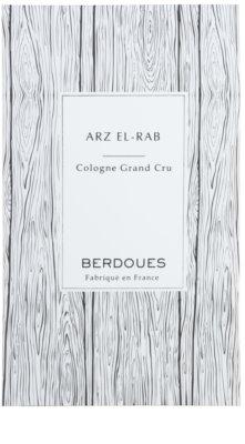 Berdoues Arz El-Rab одеколон унісекс 4