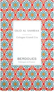Berdoues Oud Al Sahraa woda kolońska unisex 4