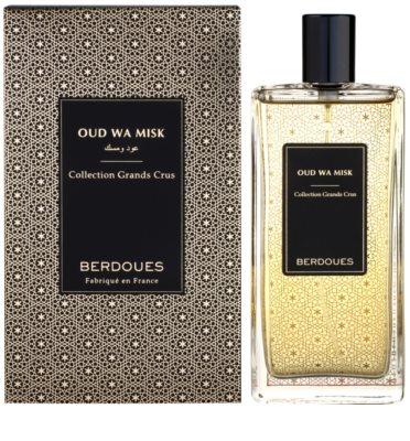Berdoues Oud Wa Misk parfumska voda uniseks