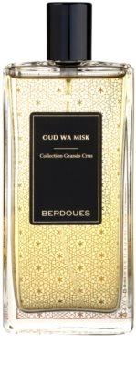 Berdoues Oud Wa Misk Eau De Parfum unisex 2