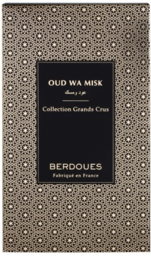 Berdoues Oud Wa Misk Eau De Parfum unisex 5