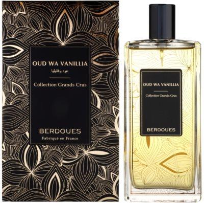 Berdoues Oud Wa Vanillia Eau De Parfum unisex