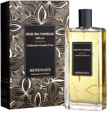Berdoues Oud Wa Vanillia woda perfumowana unisex 1
