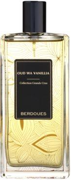 Berdoues Oud Wa Vanillia woda perfumowana unisex 2