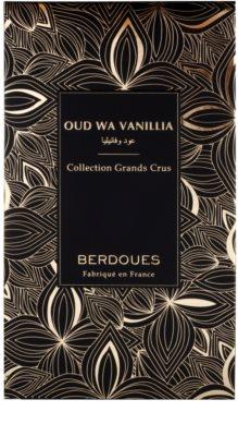Berdoues Oud Wa Vanillia woda perfumowana unisex 5