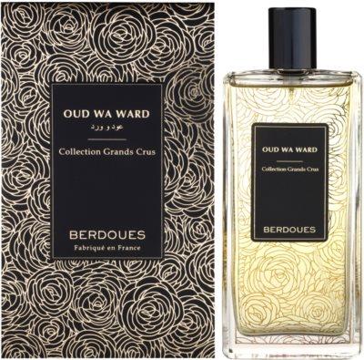 Berdoues Oud Wa Ward парфумована вода унісекс