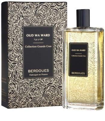 Berdoues Oud Wa Ward eau de parfum unisex 1