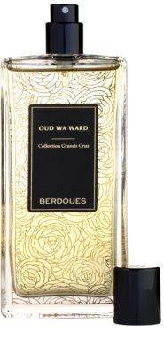 Berdoues Oud Wa Ward eau de parfum unisex 3