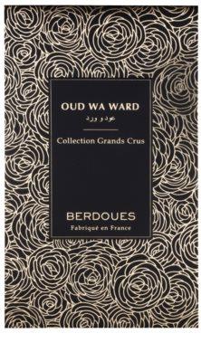 Berdoues Oud Wa Ward eau de parfum unisex 4