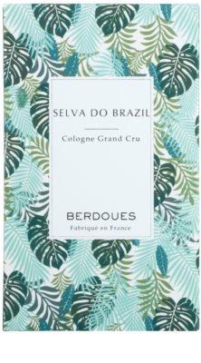 Berdoues Selva Do Brazil Eau de Cologne unissexo 4