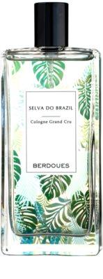 Berdoues Selva Do Brazil Eau de Cologne unissexo 2