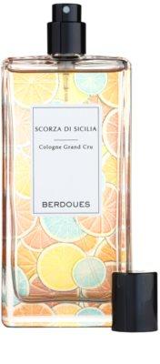 Berdoues Scorza di Sicilia kolonjska voda uniseks 3