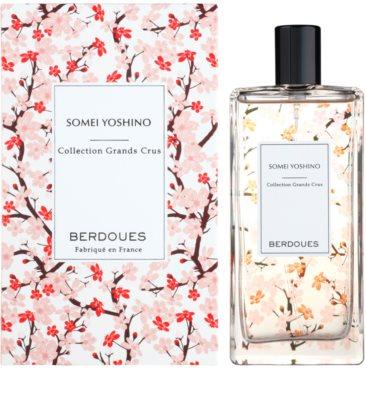 Berdoues Somei Yoshino Eau de Parfum para mulheres
