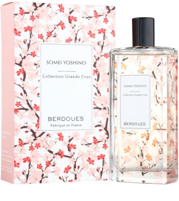 Berdoues Somei Yoshino Eau de Parfum para mulheres 1