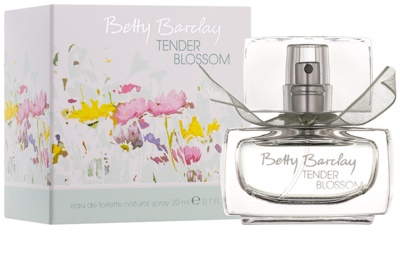 betty barclay tender blossom eau de parfum pentru femei 20 ml. Black Bedroom Furniture Sets. Home Design Ideas