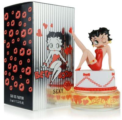 Betty Boop Sexy Betty parfémovaná voda pro ženy 1