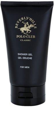 Beverly Hills Polo Club Classic for Men Duschgel für Herren