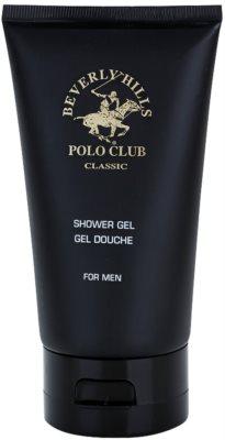 Beverly Hills Polo Club Classic for Men gel za prhanje za moške