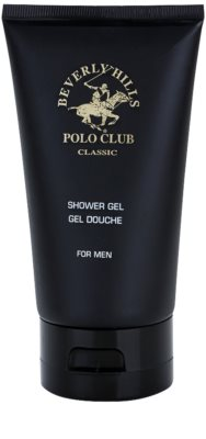 Beverly Hills Polo Club Classic for Men sprchový gel pro muže