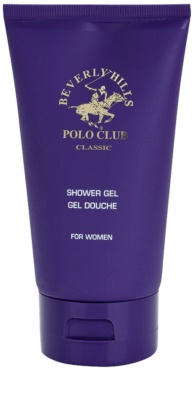 Beverly Hills Polo Club Classic for Women gel de duche para mulheres