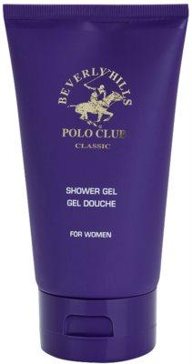 Beverly Hills Polo Club Classic for Women żel pod prysznic dla kobiet