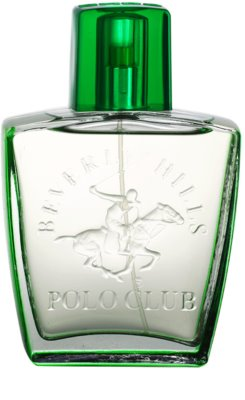 Beverly Hills Polo Club Green Colours Eau de Toilette para homens 2