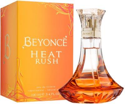 Beyonce Heat Rush toaletní voda pro ženy 1