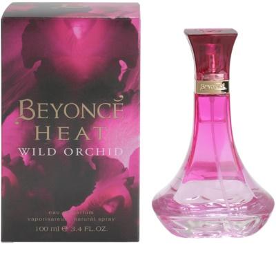 Beyonce Heat Wild Orchid parfémovaná voda pro ženy