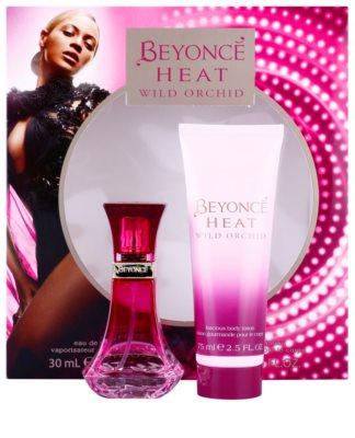 Beyonce Heat Wild Orchid darilni set 1