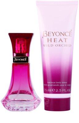 Beyonce Heat Wild Orchid darilni set 2