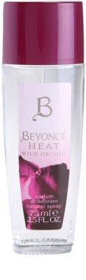 Beyonce Heat Wild Orchid Deo mit Zerstäuber für Damen