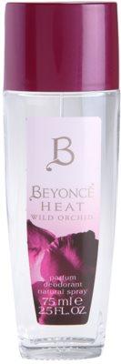 Beyonce Heat Wild Orchid deodorant s rozprašovačem pro ženy