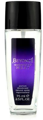 Beyonce Midnight Heat Deo mit Zerstäuber für Damen