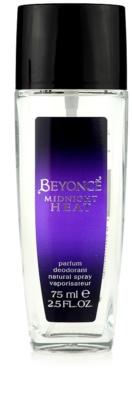 Beyonce Midnight Heat deodorant s rozprašovačem pro ženy