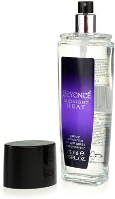 Beyonce Midnight Heat Deo mit Zerstäuber für Damen 1