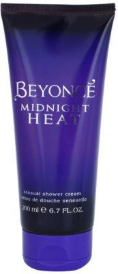 Beyonce Midnight Heat gel de ducha para mujer