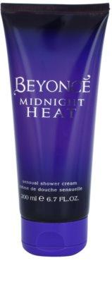 Beyonce Midnight Heat gel de duche para mulheres