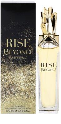 Beyonce Rise Eau de Parfum para mulheres
