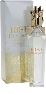 Beyonce Rise Sheer Limited Edition Eau De Parfum pentru femei 1