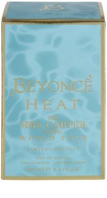 Beyonce Heat World Tour Limited Edition eau de parfum nőknek 4