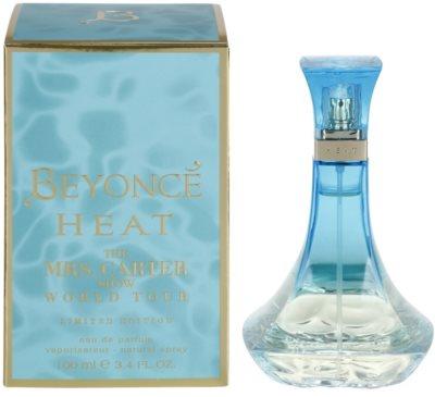 Beyonce Heat World Tour Limited Edition eau de parfum nőknek