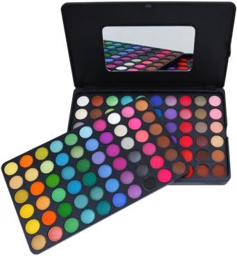 BHcosmetics 120 Color 2nd Edition paleta farduri de ochi