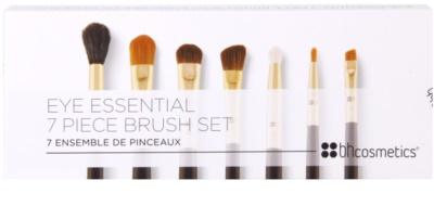 BHcosmetics Eye Essential Pinselset 1