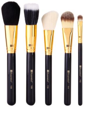 BHcosmetics Face Essential набір щіточок для макіяжу