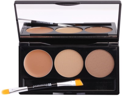 BHcosmetics Flawless kit para cejas 1
